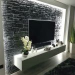 Most current and alluring TV wall designs. Living room tv Rugs