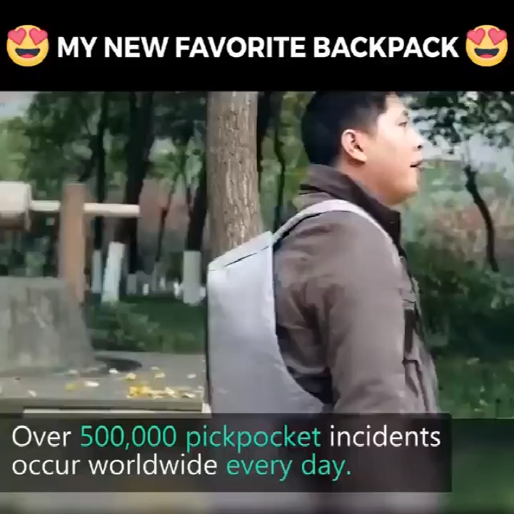 Multifunction Waterproof Anti Theft Unisex Outdoor Backpack