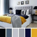 Mustard and blue living room ideas 94 | Inspira Spaces