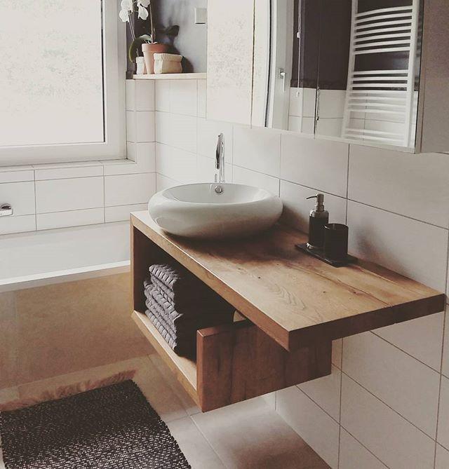 """Nachhaltige Geschenksideen on Instagram: """"Unser Waschtisch in Eiche Altholz 😍 er ist noch nicht auf der Website, kann aber ganz einfach über media@pastarro.at bzw. per Telefon unter…"""""""