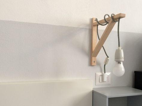 Nachttischlampe als IKEA Hack – HANDMADE Kultur