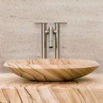 Naturstein im Bad - 7 originelle Optionen # Gästetoilette #modernes Bad #fli .....