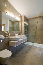 Naturstein im Badezimmer – 7 originelle Optionen – Badezimmer – #Badezimmer #Bad…
