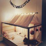 Neues Bett für unser # großes Mädchen #new Bett #Kinderzimmer #diy #ikeakura - DIY Ideen