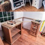 New DIY Wooden Shabby Chic Corner Desk - With country lifestyle blogger, Sophie ... -  #blogg...