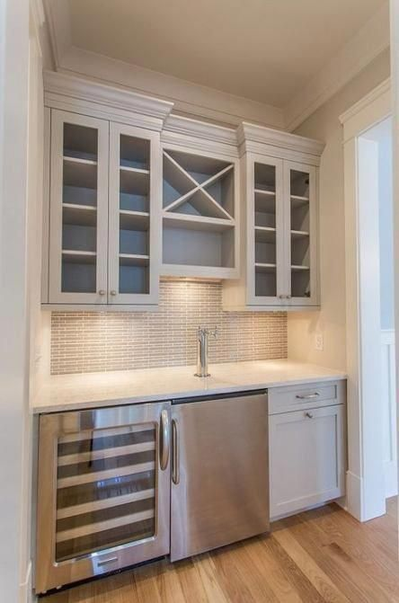 New Kitchen Pantry Bar Cabinets Ideas New Kitchen  #Bar #Cabinets #classpintag #…