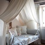 New Photo Shabby Chic Bedrooms canopy Popular  During the past ages, the ornamen...