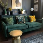 "Nicola Broughton-""The Girl with the Green Sofa""Blog HomeAmanda Cotton of HouseLust. A Colourful, Victorian Home Renovation"