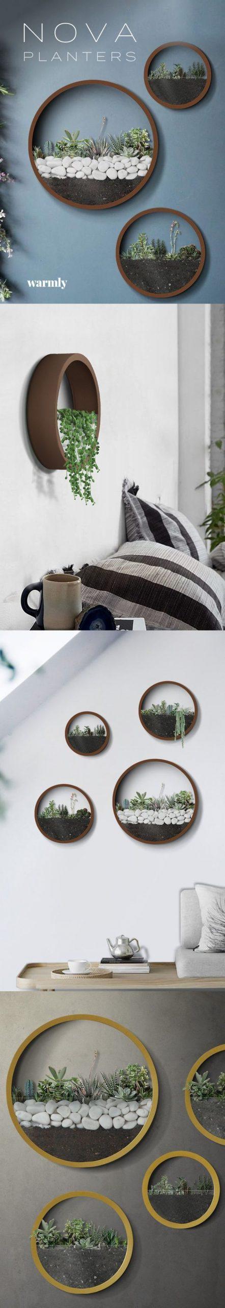 Nova – Modern Nordic Wall Vase