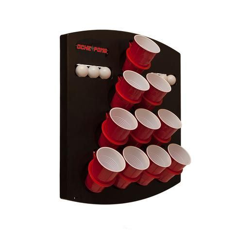 Oche Pong Balls to the Wall Beer Pong