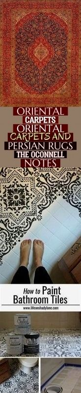 Oriental Carpets Oriental Carpets And Persian Rugs The O'connell Notes ~ #carpet…