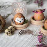 Ostereier als Tiere - tierische Ostern | DIY Blog | Do-it-yourself Anleitungen zum Selbermachen | Wiebkeliebt