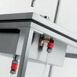 Outdoor modulares Küchen System von Viteo – für Ihren Außenbereich