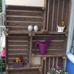 Over 50 creative interior design ideas for the Balkongesta - Diy Garden Box Ideas