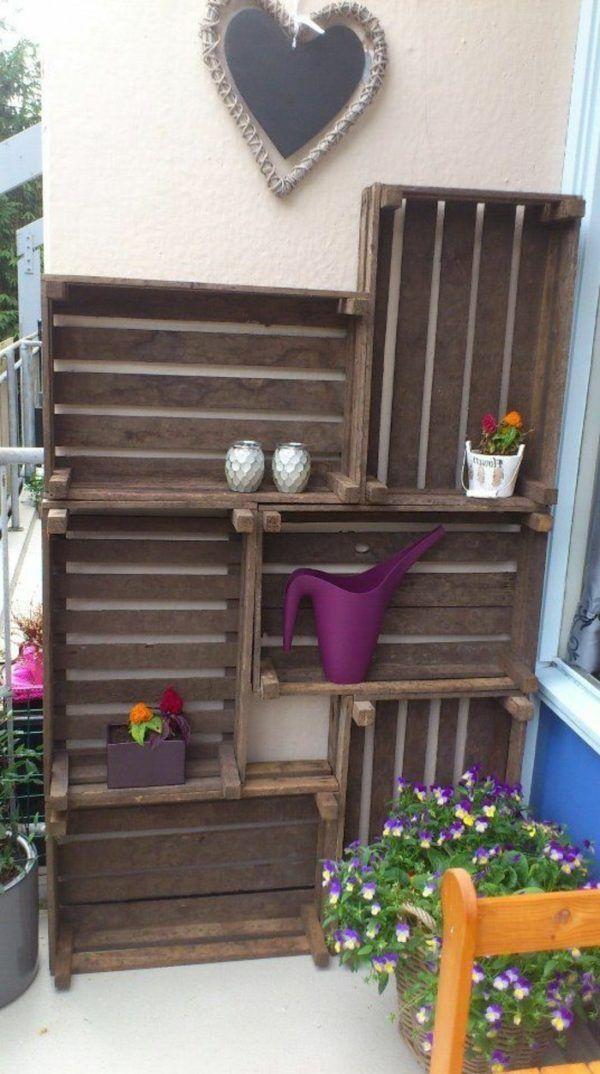 Over 50 creative interior design ideas for the Balkongesta – Diy Garden Box Ideas