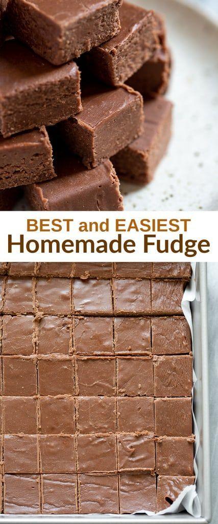 Perfect Chocolate Fudge