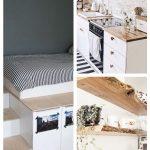 Plattform Lagerung Bett Voll – Schlafzimmerde.com #DreamHouserooms #Dream #Dre...