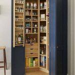 Pour ranger la cuisine, utiliser un placard est une excellente idée pour…