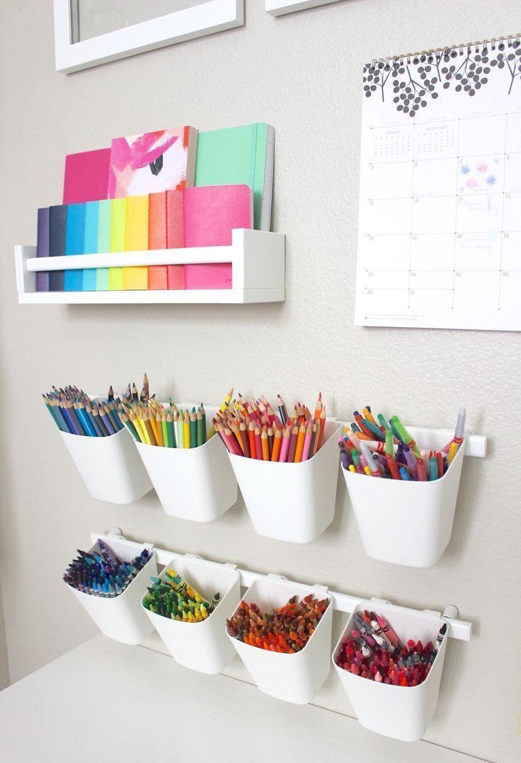 Pretty in Pastels Playroom – Projekt Kindergarten – bingefashion.com/dekor