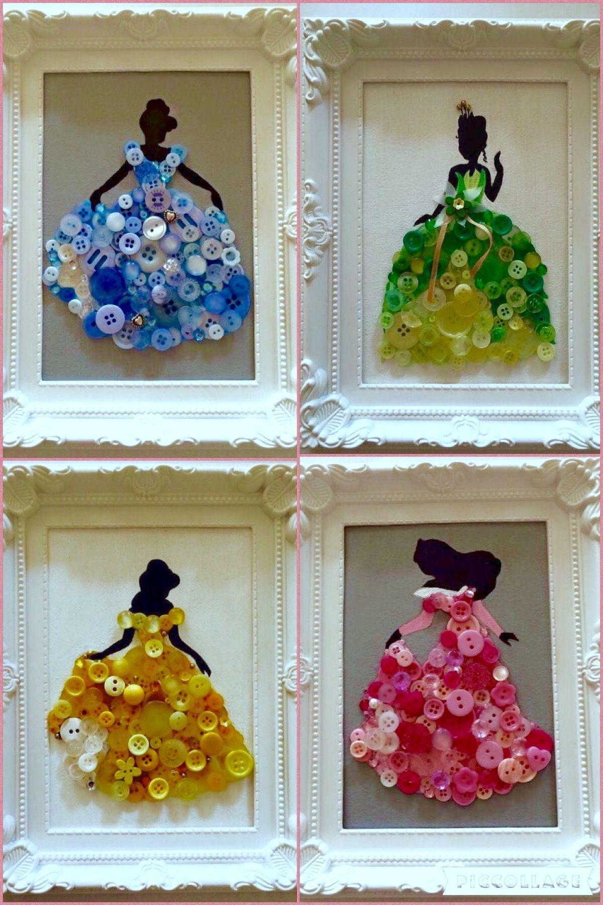 Prinzessin Schlafzimmer Ideen #disneycrafts Prinzessin Schlafzimmer Ideen