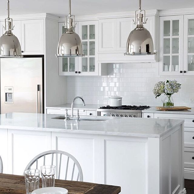 """Provincial Kitchens Home on Instagram: """"One of our classics. Simplicity wins every time. #provincialkitchens"""""""
