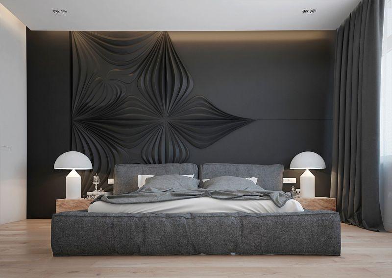 Raumgestaltung Ideen in Grau – 5 moderne Appartements