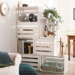 Raumteiler Ideen zum Selbermachen – DIY Trennwand für Zimmer selber bauen - Dekoration Haus