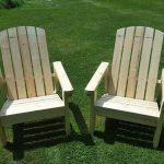 Recycelte Paletten Adirondack Stühle #recyceltepaletten Recycelte Paletten Adir… - https://pickndecor.com/haus