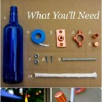 Recycled DIY Glass Bottle Torches Stop searching for that perfect outfit by clic...