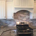 Remington Avenue: Do-It-Yourself Brick Veneer Backsplash