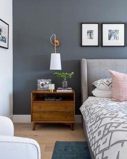 Room & Board –  Marlo Upholstered Bed – Modern & Contemporary Beds – Modern Bedroom Furniture