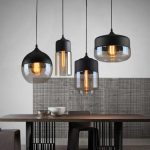 Rooney - Rustic Hanging Cage Lamp