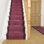 Rosalind Wheeler Allante Looped Purple Stair Runner | Wayfair.co.uk