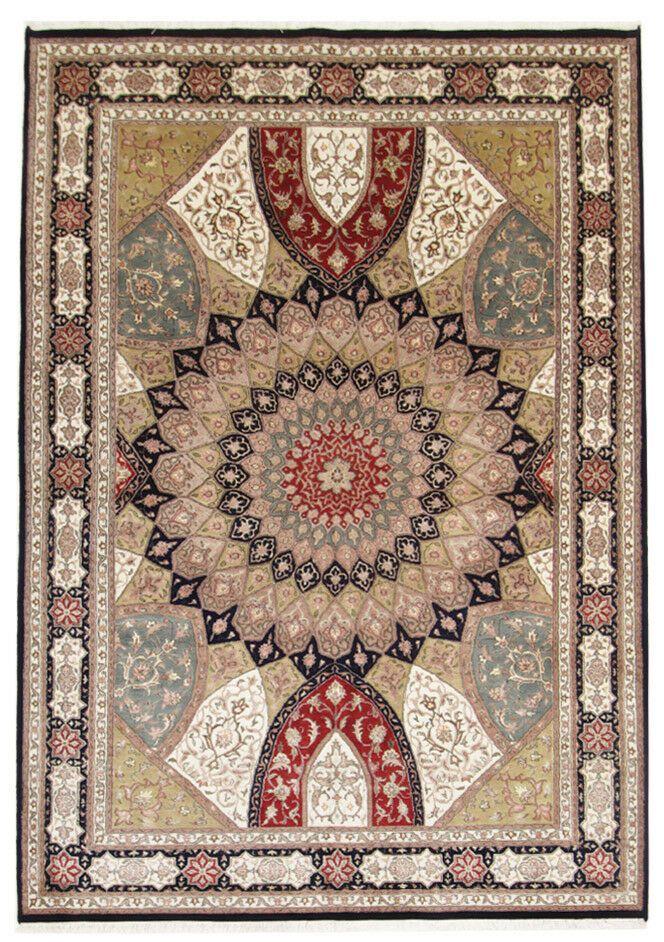 Rugeast Tabriz Handgeknüpft orientalisch Teppich 284 x 188 cm  orient matto