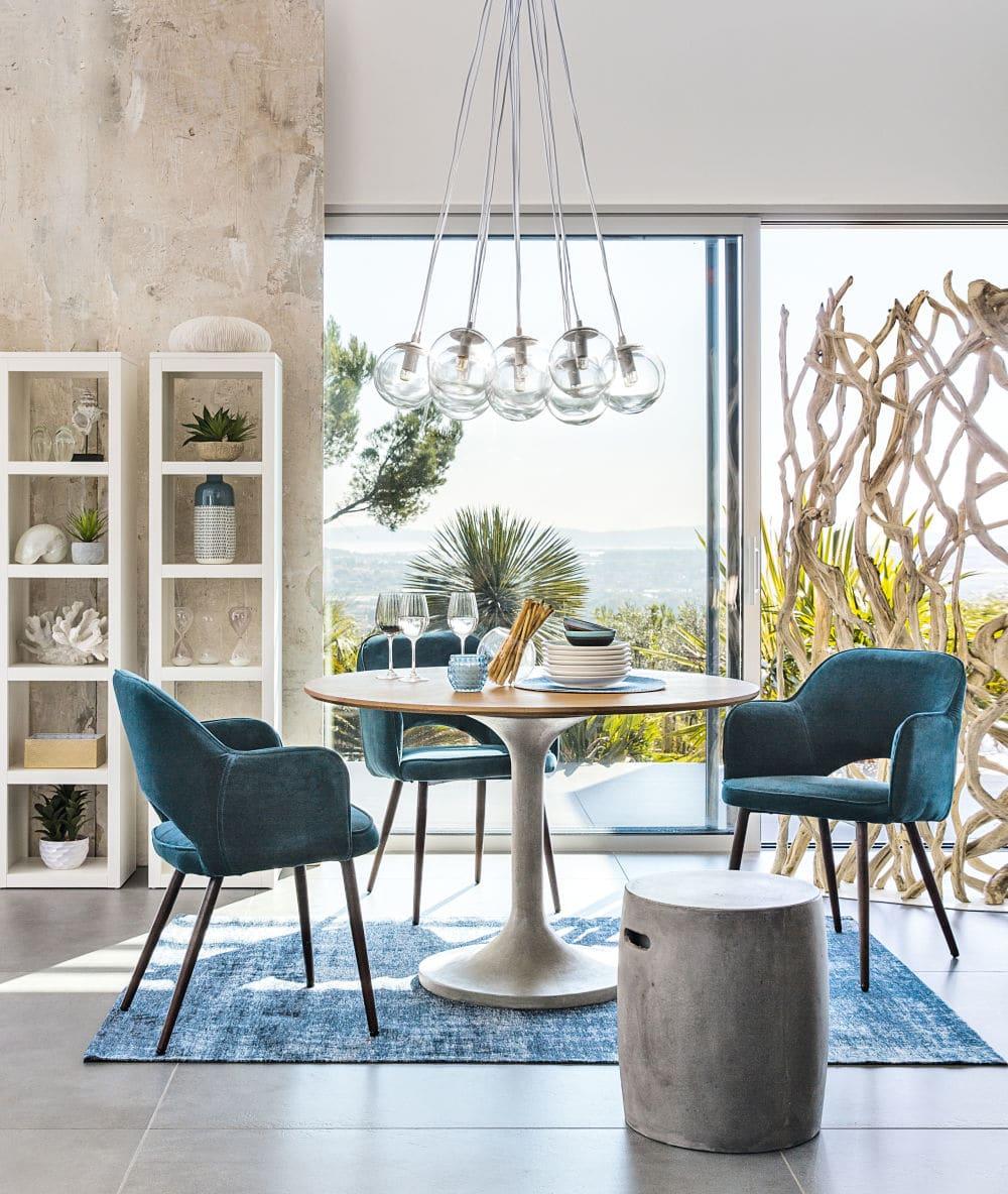 Runder Esstisch für 4/6 Personen D115 | Maisons du Monde