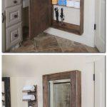 Rustic Bathroom Decoration