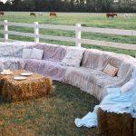 Rustic Vintage Virginia Wedding   Glamour & Grace