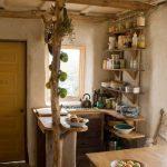 Rustikale Küche bietet ein stilvolles Ambiente – 25 Einrichtungsideen - Neueste Dekoration