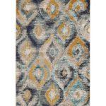 Safavieh Monaco Blue and Multi 3' x 5' Area Rug & Reviews - Rugs - Macy's