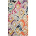 Safavieh Monaco Multi 3 ft. x 5 ft. Area Rug-MNC242F-3 - The Home Depot