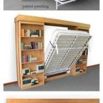 Saving space with creative folding bed ideas 40 - hangiulkeninmali.com/home