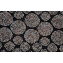 Schmutzfangmatten & Fußabtreter –  Teppichläufer Stone in Braun CaracellaCarac…