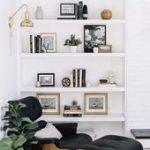 Schöne einfache Wohnzimmerregale die Ihr Wohnzimmer bilden Sehen fantastisch au...