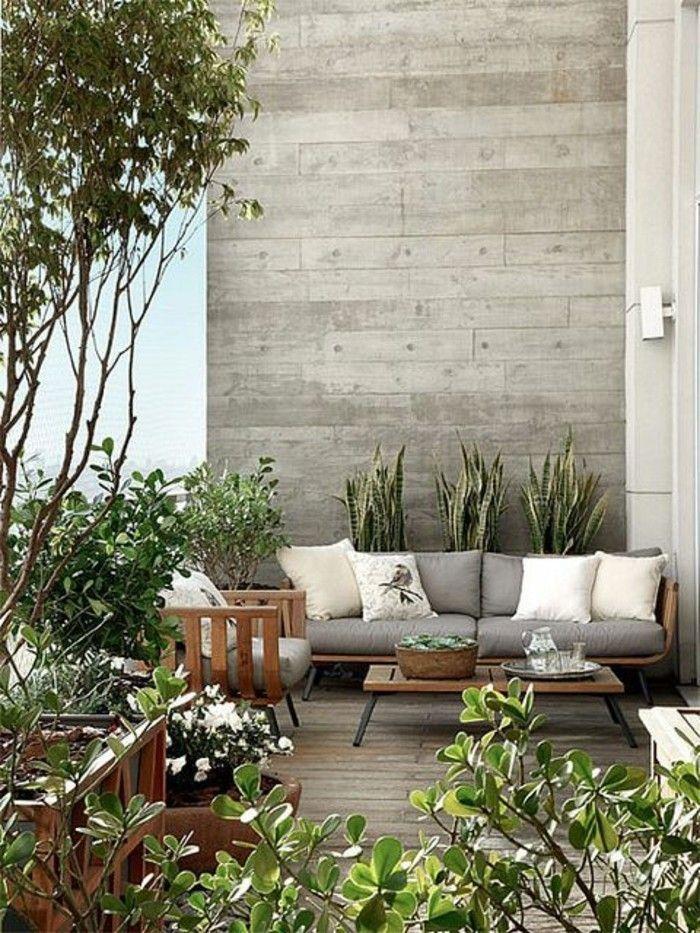 Schöner Garten und toller Balkon gestalten: Ideen und Tipps – Terrasse ideen