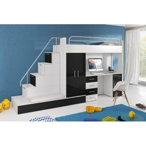 Selsey Living Murcia Hochbett Schlafzimmer Set   Wayfair.de
