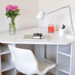 Significance of small corner desk with   storage