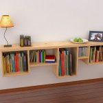 Simple ideas for making DIY Bookshelf - Armanda Jones