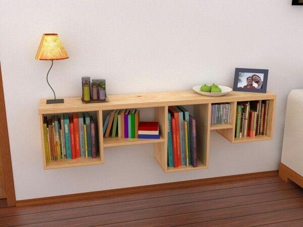 Simple ideas for making DIY Bookshelf – Armanda Jones
