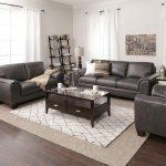 Sloane Leather Living Room Set