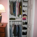 Small Bedroom Closet Organization Bedroom Amazing Small Space Closet Doors Inter...